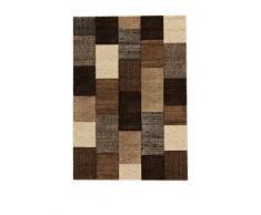 Chic Orange Teppich Belis/Carpet Scandinave beige 120 x 170 cm