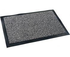 Unimet Schmutzfangmatte, Polypropylene, grau, 40 x 60 x 20 cm