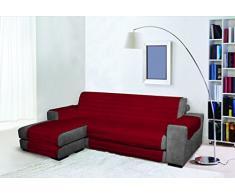 Trendy Sofabezug mit Penisel 290 cm Bordeaux