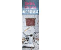Wälder 44321 Türposter WC, Jai Einer angemessenen Wedding: 158 x 53 cm