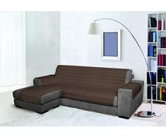 Trendy Sofabezug mit Penisel 240 cm braun
