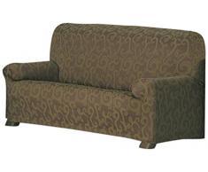Over Sofa Überwurf 1 Sessel Fb. 07-braun