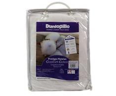 Dunlopillo PLGUEH090190DPO Unterbett, Weiß, 90 x 190 cm
