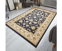 Oriental Weavers Teppich, blau, 120 x 170 cm