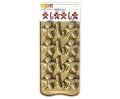 SCRAPCOOKING 6724Buchhändler von Gewürze Backform Schokolade weichem Silikon/Platinum Gold 25x 11x 1,5cm
