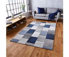 Rugs Direct Teppich, Polypropylen, Mehrfarbig, 120 x 170 cm