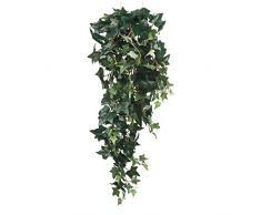 Mica decorations 953282 Efeu L80B30H15 Kunstpflanze, Polyester, grün, 80 x 30 x 15 cm
