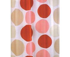 Maurer 4042435Â Vorhang Dusche Stoff Topos Farben 180Â x 200