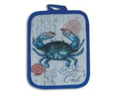 Kay Dee Designs r2202 crabfest Topflappen