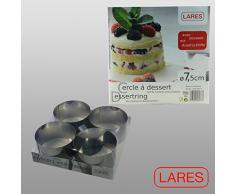 Küchenhelfer Tortenring Dessertring Edelstahl