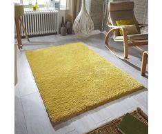 Oriental Weavers Teppich, gelb, 60 x 120 cm