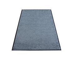 Miltex Schmutzfangmatte, Grau, 115 x 240 cm