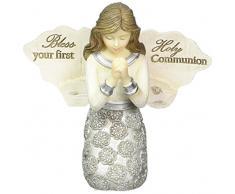 Pavillon – Bless Your First Holy Communion – Betendes Mädchen Engel 8,9 cm