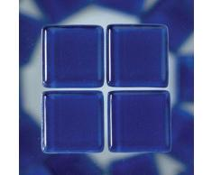 MosaixSoft 20Â x 20Â x 4Â mm 200Â g 41-Glas Fliesen, blau