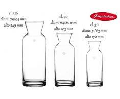 Pasabahce 43814 L Village Krug Glas, 0.5 LT
