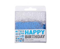 Neviti Happy Birthday Konfetti, Blau
