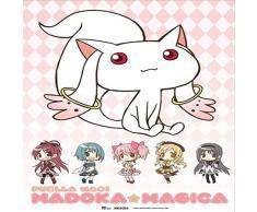 Great Eastern Entertainment Madoka Magica Kyubey Wall Scroll, 33 von Blumenkasten