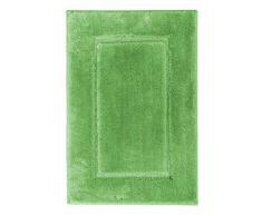 RIDDER 7011305-00 Stadion Badteppich, Teppich, Vorleger, Polyester, hellgrün, ca. 40x60 cm