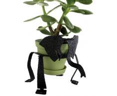 PotPals Übertopf Decor Plant Ständer für 6 Pot, schwarz, Elefant