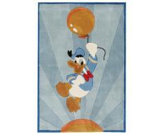 Disney Teppich Wd Topline M_651 blau/mehrfarbig 115 x 168 cm
