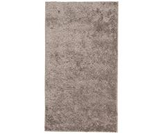 Dandy 120 x 67 cm, waschbar, Notos Shaggy Teppich, silber