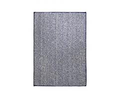 RIDDER 7021403-00 Fresh Badteppich, Teppich, Vorleger, Polyester, blau, ca. 60x90 cm