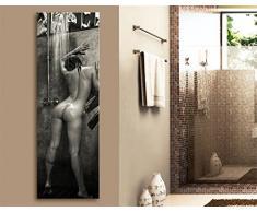 Apalis 42157 Leinwandbild Nummer 313 Tropische Dusche, 40 x 120 cm