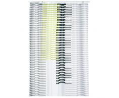 Kela Lamita Vorhang für die Dusche, Polyester, Grün, 180x 200cm