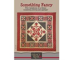 Nancy Rink Designs NRD266 Something Fancy Wandbehang & Läufer, keine