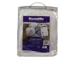 Dunlopillo PLBATH160200DPO Unterbett, Weiß, 160 x 200 cm