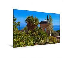 Premium Textil-Leinwand 120 x 80 cm Quer-Format Pavillon   Wandbild, HD-Bild auf Keilrahmen, Fertigbild auf hochwertigem Vlies, Leinwanddruck von Bernd Zillich