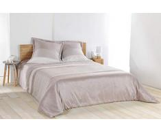Linder Tagesdecke, 100% Polyester, beige, 250 x 260 cm