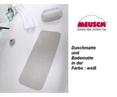 Meusch 2070100002 Duscheinlage Monza, 55 x 55 cm, weiß