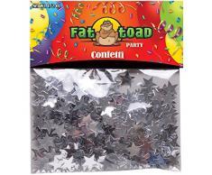 Axiom International Silber Sterne Konfetti, 0.5-Ounce, 1er Pack
