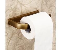Leidener Retro Badezimmer Zubehör solidem Messing antik messing-Finish WC-Roller Papier Halterung WC Zubehör Wand maounted