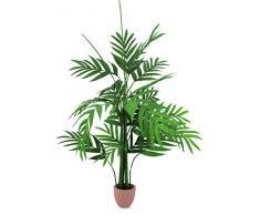EUROPALMS 82509490 Areca Palme, Kunstpflanze, 230cm