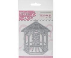 Precious Marieke Romance Pavillon sterben, silber