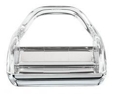 Guzzini Fratelli Look, Serviettenhalter, PMMA|ABS Chrome Finish