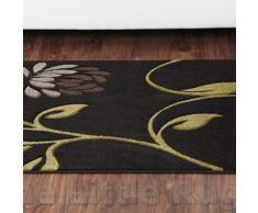 Think Rugs Teppich, gelb, 120 x 170 cm