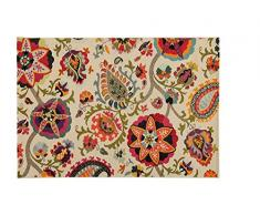 Galleria Farah1970 - 150x80 Cm Teppich Moderne New Thin Ideal die Badewanne,