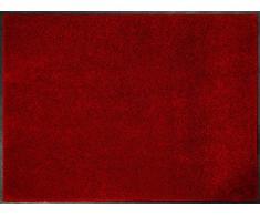 ID matt c406004confor Teppich Fußmatte Faser Nylon/Nitrilgummi rot 60x 40x 0,7cm