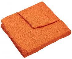 Zebra Textil Elastische Husse Relax-Sessel Beta Größe 1 Sitzer (Standard), Farbe Orange (Mehrere Farben verfügbar)