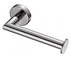 Gedy Toilettenpapierhalter 17,7x7,3x5,3 Chrom glänzend