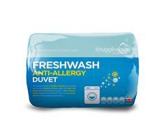 Snuggledown Freshwash Allergiker-Bettdecke, Baumwolle, weiß, Baumwolle Baumwolle, weiß, Doppelbett