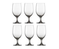 Schott Zwiesel 118765 Wasserglas, Glas, grau, 6 Einheiten