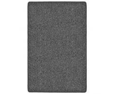 vidaXL 132753 Teppich Getuftet 160x230cm Blau Bodenteppich Läufer Teppichläufer, Gewebe, Größe: 160 x 230 cm (B x L)