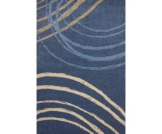 Obsession 4054293001974 Orlando 502 Teppich 200 x 290 cm, jeans