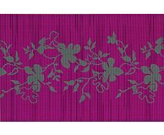 Friedola Miami Tischset, PVC, Bordeaux 30 x 45 x 0,4 cm