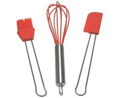 GlasXpert Küchenbedarf, Rot