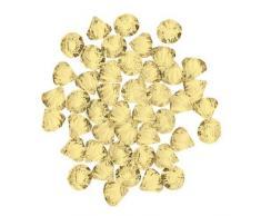 amscan Streudeko Diamanten gelb
